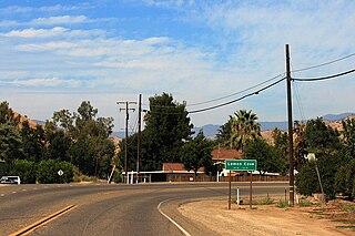 Lemon Cove, California Census designated place in California, United States
