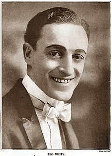 Leo White German-American actor
