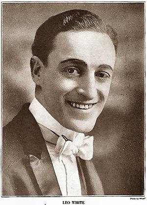 Leo White - Photoplay magazine (March 1917)
