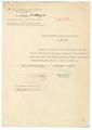 Leon Strzelecki - List w sprawie przekazania akt zlikwidowanej Komisji Odznaki Pamiątkowej GISZ - 701-001-106-046.pdf