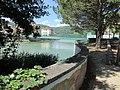 Les Jardins De La Galaure - vue vers le Rhône.JPG