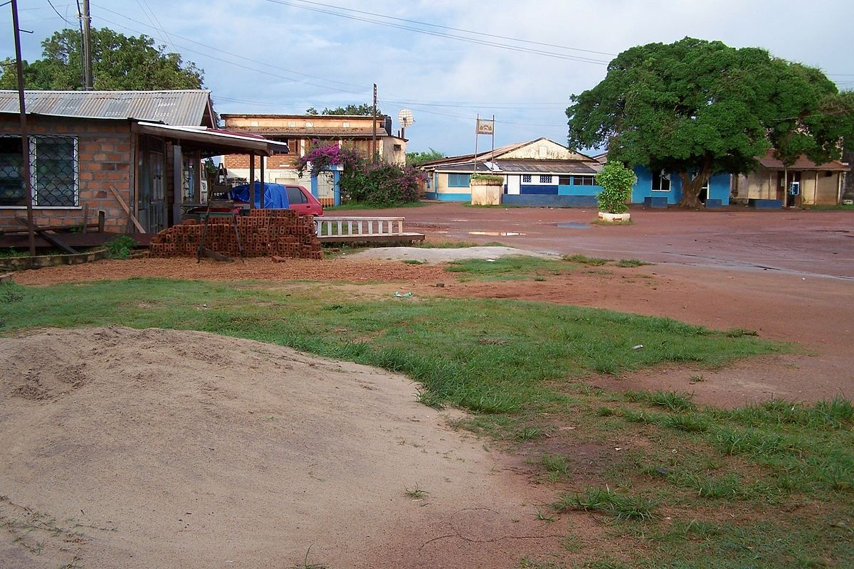 Lethem Travel Guide At Wikivoyage