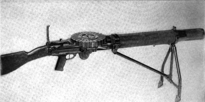 lewis gun