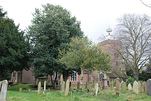 Leyton - Leyton Parish Church
