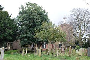 Leyton - Leyton Parish Church