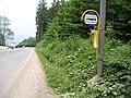 Liberec, Horní Hanychov, u lanovky, zastávka bus.jpg