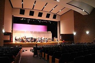 Liberty High School (Frisco, Texas) - Image: Liberty HS Friso TX 9943