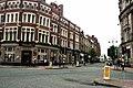 Lichfield St. from Princess Square , Wolverhampton - geograph.org.uk - 538068.jpg
