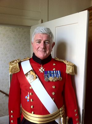 Peter Pearson (British Army officer) - Lieutenant General Peter Pearson