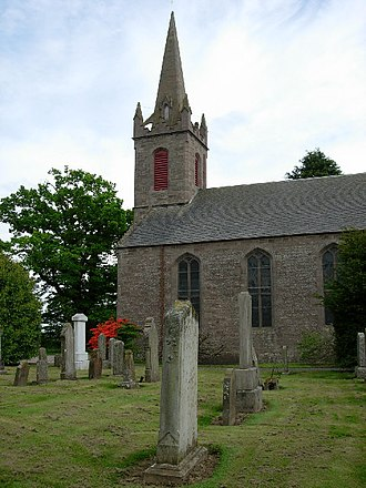 Liff, Angus - Liff Church – geograph.org.uk – 21401