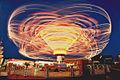 Light-trails of a rotating funfair ride 2005.jpeg