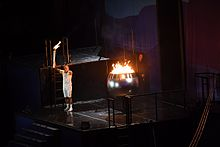 Lighting of the Rio Olympic Games cauldron (28209390014).jpg