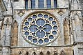 Lincoln Cathedral, Exterior Dean's Eye Window (50393801663).jpg