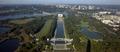Lincoln Memorial taken from the Washington Monument, Washington, D.C LCCN2010630781.tif