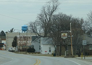 Linden, Indiana Town in Indiana, United States