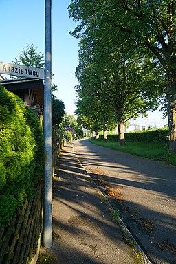 Lindenstraße in Linden