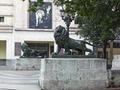 Lion statues on the Prado Promenade in Havana, Cuba LCCN2010638690.tif