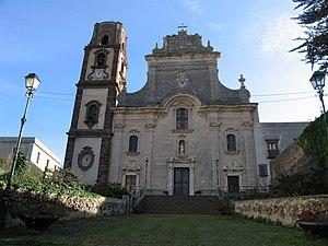 Roman Catholic Archdiocese of Messina-Lipari-Santa Lucia del Mela - Image: Lipari Cattedrale
