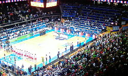 Lithuania. Eurobasket 2011. France vs Russia.jpg