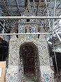 Little Chapel Guernsey scaffolding.jpg