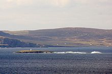 Little Holm, Yell Sound - geograph.org.uk - 1744936.jpg