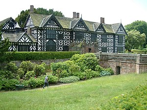 Architecture of Liverpool - Image: Liverpool, Speke Hall geograph.org.uk 208833