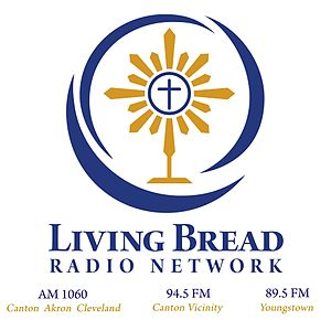 WILB (AM) - Logo of WILB (AM), the Living Bread Radio Network