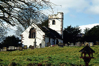 Llangattock Lingoed Human settlement in Wales
