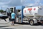 Lošinj Airport fuel truck.jpg