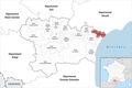 Locator map of Kanton Les Basses Plaines de l'Aude 2019.png