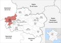 Locator map of Kanton Meung-sur-Loire 2019.png