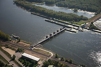 Lock and Dam No. 5A - Lock and Dam No. 5A