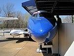 Lockheed Jetstar Hound Dog II Graceland Memphis TN 2013-04-01 004.jpg