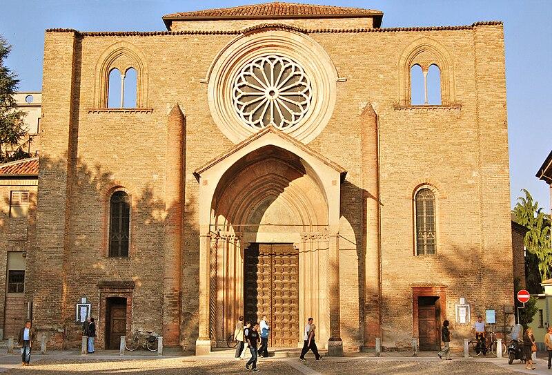 Церковь св. Франциска, 13 век
