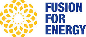Fusion for Energy - Image: Logo of Fusion for Energy