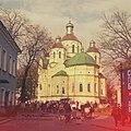Lomogram 2014-10-14 11-21-21 Свято-Воскресенський кафедральний собор (Рівне).jpg