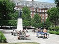 London, Grosvenor Square Garden, Franklin Delano Roosevelt Memorial.jpg