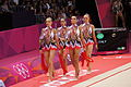 London 2012 Rhythmic Gymnastics - Italy.jpg