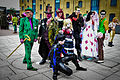 London Comic Con 2015 - Gotham (18056383085).jpg
