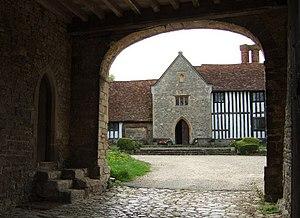 Long Crendon - The Manor, Long Crendon