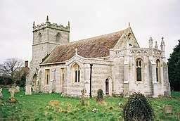 Long Crichel, parish church of St. Mary - geograph.org.uk - 516500.jpg