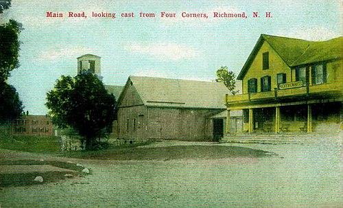 Richmond mailbbox