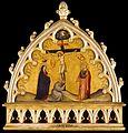 Lorenzo di Bicci - Crucifixion - WGA2171.jpg