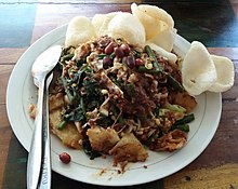 Lotek Indonesian food.jpg
