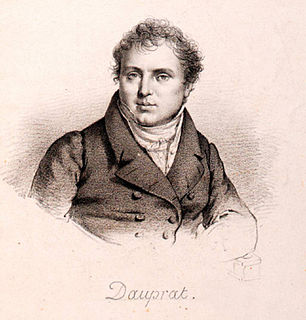 Louis François Dauprat French composer