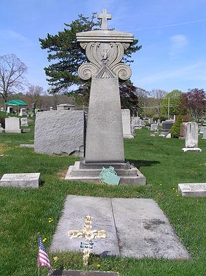 Luigi Palma di Cesnola - The burial location of Louis Palma Di Cesnola