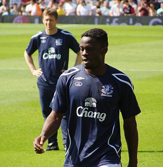 History of the FA Cup - Louis Saha of Everton scored in a record 25 seconds in the 2009 FA Cup Final
