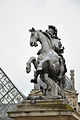 Louis XIV Le Bernin Louvre 120409 05.jpg