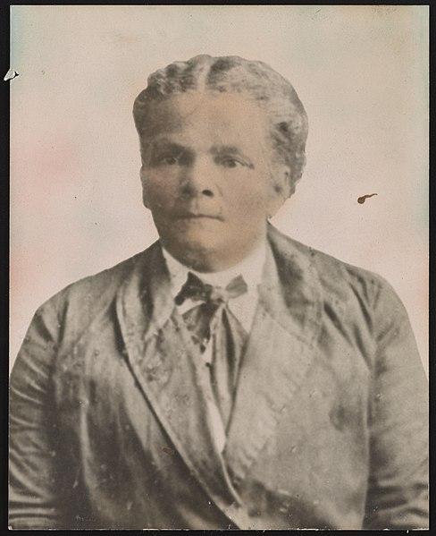 File:Louisa McCauley, Rosa Parks' paternal grandmother LCCN2015650572.jpg