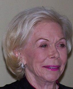 Louise Hay 2008